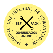 Icono Pack Comunicación Online
