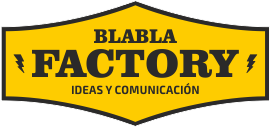 BlaBla Factory Retina Logo